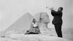 """""""Dig Us"""": 60 Years of Louis Armstrong at the Sphinx"""